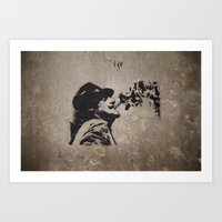 Graffiti #1 Art Print