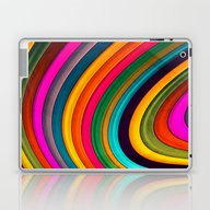 More Curve Laptop & iPad Skin
