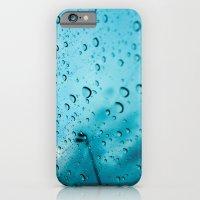 iPhone & iPod Case featuring Raindrops by Mauricio Santana