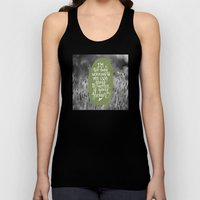 Green Grass Unisex Tank Top
