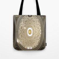 Bernini's San Carlino Tote Bag