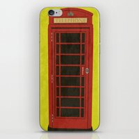 Telephone iPhone & iPod Skin