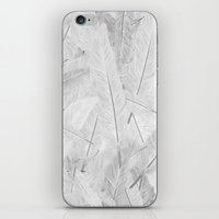 Feathered (Pattern). iPhone & iPod Skin