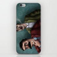 Mario PD iPhone & iPod Skin