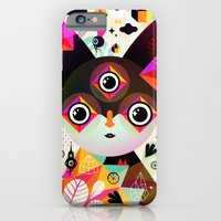 iPhone & iPod Case featuring Melek by Muxxi