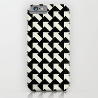 White Arrows iPhone 6 Slim Case
