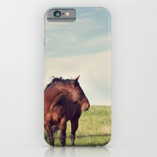 camera shy iPhone & iPod Case