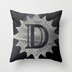 Mace Wrinkle Throw Pillow