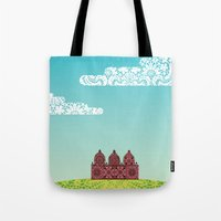 Chantily Castle I Tote Bag