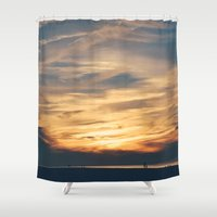 Cape Sunsets #2 Shower Curtain