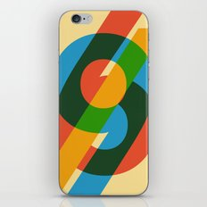 six to nine iPhone & iPod Skin