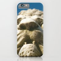 iPhone & iPod Case featuring Lion by Laurent Hrybyk
