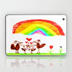 MARMOTS LOVE Laptop & iPad Skin