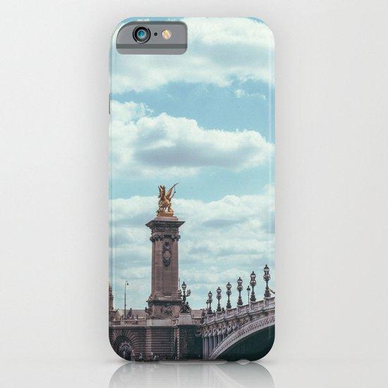 Pont Alexandre III, Paris  iPhone & iPod Case