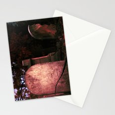 Sunset Stones (version 2) Stationery Cards