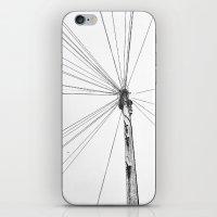 E-lec-tricity!!!! iPhone & iPod Skin