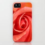 Salmon Mountains iPhone (5, 5s) Slim Case