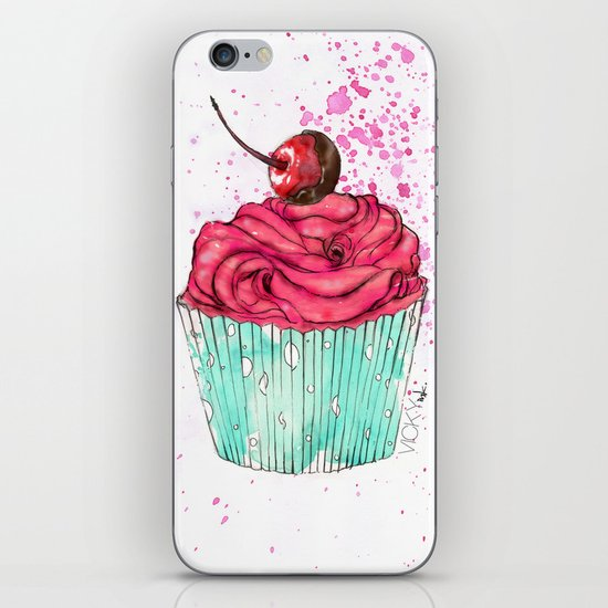 Creative Cupcake... iPhone & iPod Skin