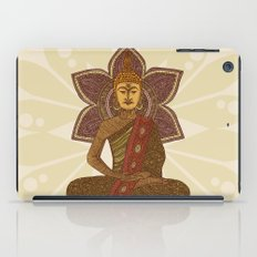 Sitting Buddha iPad Case