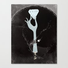 The One-armed Bandit Canvas Print