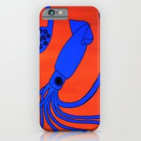 Leopold the Squid iPhone 6 Slim Case