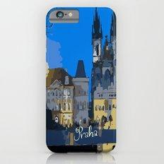 Praha night view Slim Case iPhone 6s