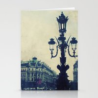 Paris in August Stationery Cards