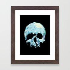 Silent Wave Framed Art Print
