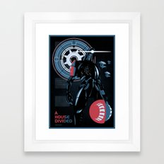Mass Effect 2: Legion Framed Art Print
