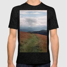 Max Patch Mens Fitted Tee Tri-Black SMALL