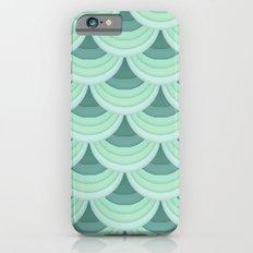 Ocean Fan Tail. Slim Case iPhone 6s