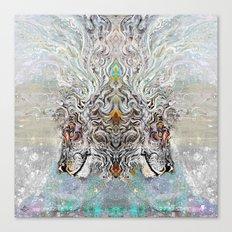 Tribal°Soul^ Canvas Print