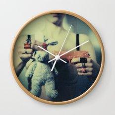 The Bunny Wall Clock