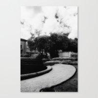 Historic Austin, Texas N… Canvas Print