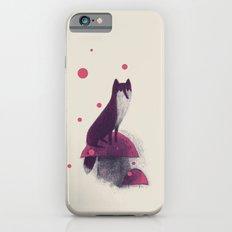 Little Fox and Mushrooms iPhone 6s Slim Case