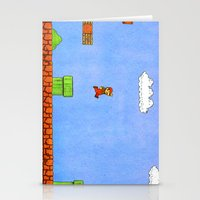 Super Mario Bros. Stationery Cards