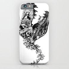 Jurassic Bloom - The Rex.  iPhone 6 Slim Case