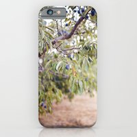 iPhone & iPod Case featuring PLUM FARM by Megan Robinson