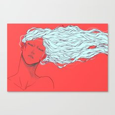 I fell in love with your beautiful mind Canvas Print