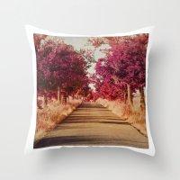 Camino Throw Pillow