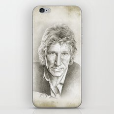 Roger Waters of Pink Floyd (ANALOG zine) iPhone & iPod Skin