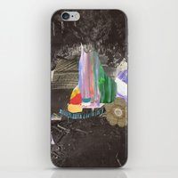 Cave Garden I iPhone & iPod Skin
