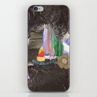 Cave Garden I iPhone & iPod Skin