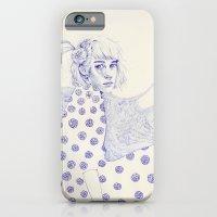 Flowery iPhone 6 Slim Case