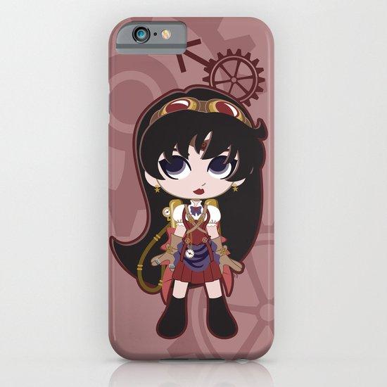 Steampunk Sailor Mars - Sailor Moon iPhone & iPod Case