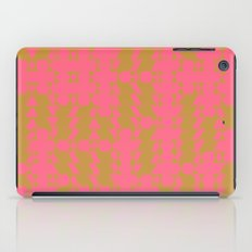 Myth Syzer - Neon (Pattern #23) iPad Case