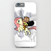 iPhone & iPod Case featuring My Lil Gabby v2 by Cesar Cueva