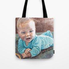 Tummy Time Tote Bag