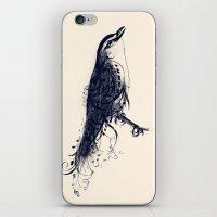 The Songbird iPhone & iPod Skin