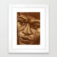 The Money Framed Art Print